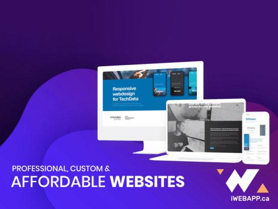 Affordable Web Design Company in Ottawa