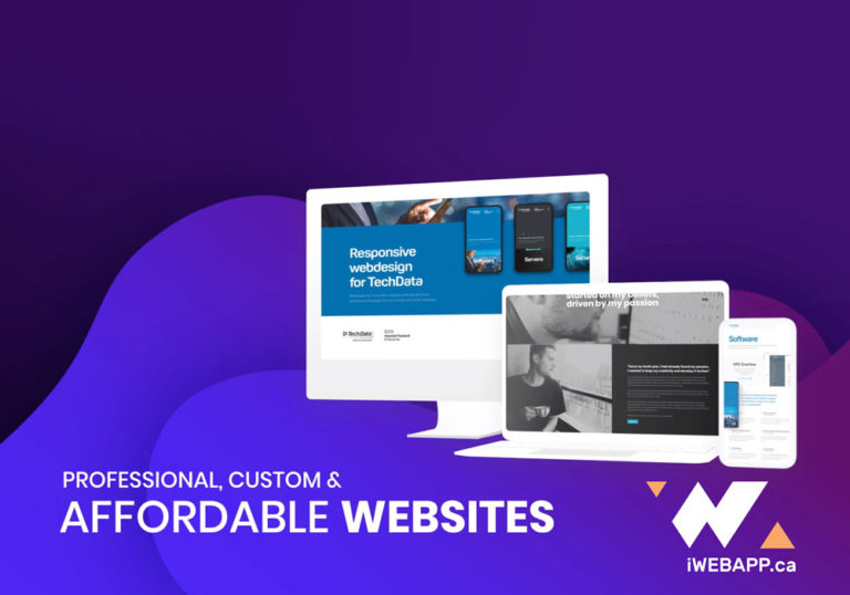 Affordable Web Design Company in Ottawa