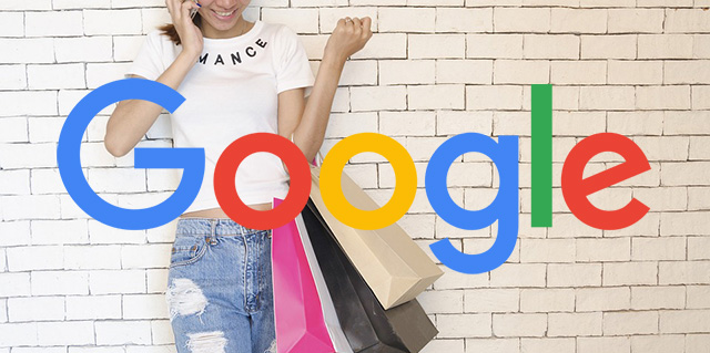 Web design Google Shopping