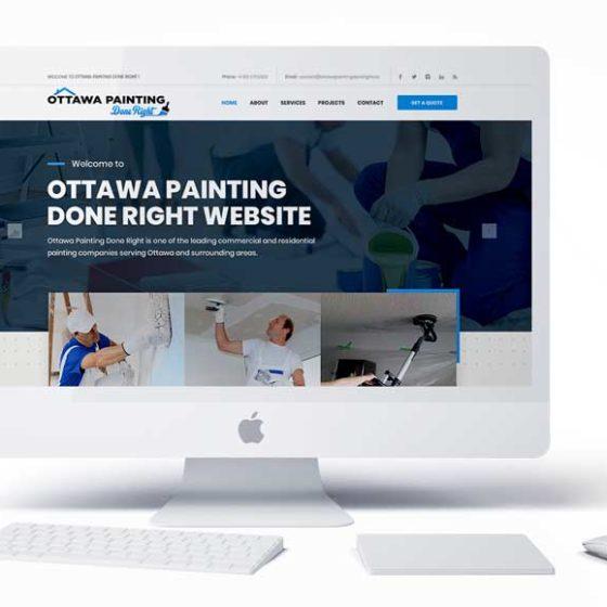 Kanata web design company