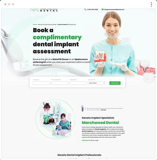 Ottawa web design wordpress development company